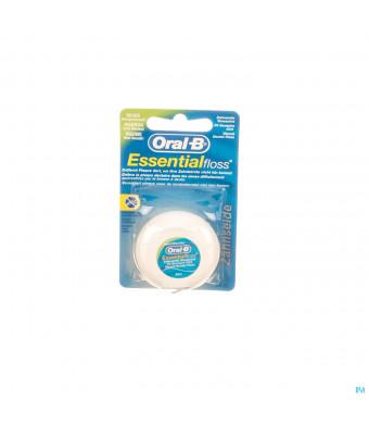Oral B Floss Esssential Floss Mint Waxed 50m1697234-30