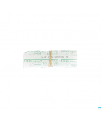 Bd Microlance 3 Nld 21g 1 1/2 Rb 0,8x40mm Groen 101730662-31