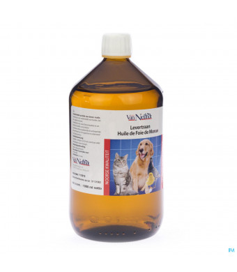 Levertraanolie Vloeibaar 1l 214891753318-32