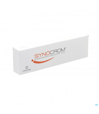 Synocrom Oplossing Ster Intra Artic.injectie 1x2ml2041564-32