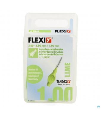 Flexi Green Borsteltje Tapered Interdentaal 62048247-30