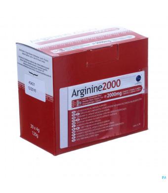 Arginine 2000 Pdr Zakje 30x4g3012317-31