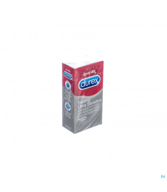 Durex Feeling Ultra Sensitive Condoms 123013117-31
