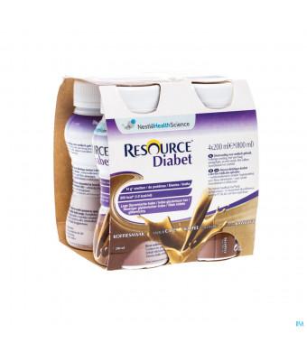 Resource Diabet Coffee 4x200ml 121736363016953-31