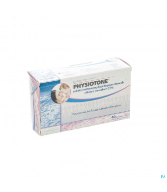 Physiotone Serum Fysio Fl Dos. 40x5ml Credophar3022555-30