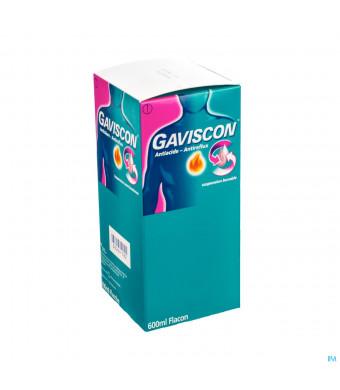 Gaviscon Antizuur-antireflux Susp Oraal Gebr.600ml3026192-30