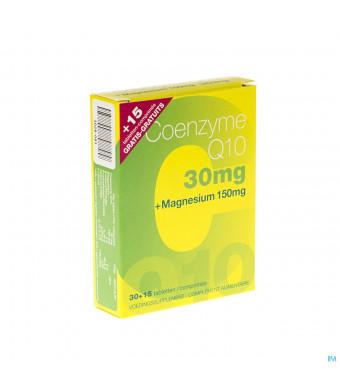 Coenzyme Q10 + mg 30 Tabl + 15 Tabl Gratis 58773028081-31