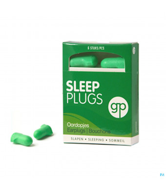Get Plugged Sleep Plugs Oordoppen 3 Paar3028115-31