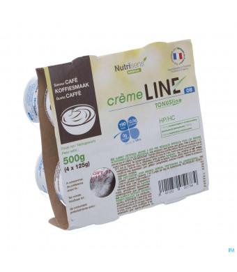 Cremeline+ Db Koffie Z/lactose 4x125g3034253-31