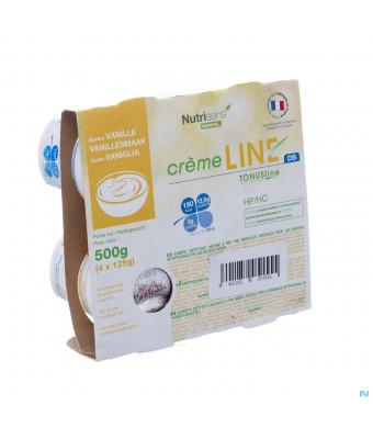 Cremeline+ Db Vanille Z/lactose 4x125g3034279-31