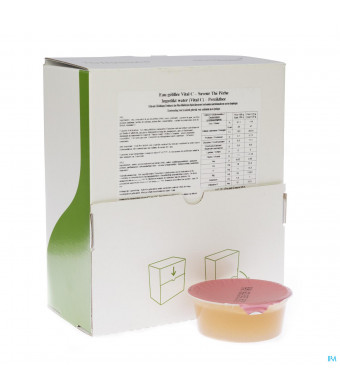 Gelwater Vital C Perzikthee 12x125ml3036217-31