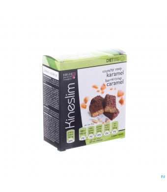Kineslim Crunch Reep Karamel 3x40g3037207-31