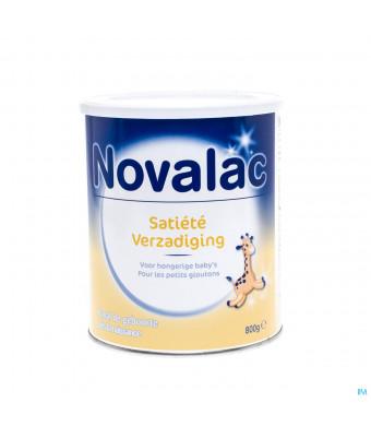 Novalac Verzadiging 0-12m Zuigelingenmelk Pdr 800g3041761-31