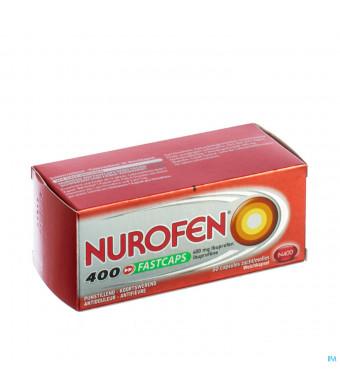 Nurofen 400 Fastcaps Caps 30 X 400mg3042082-31