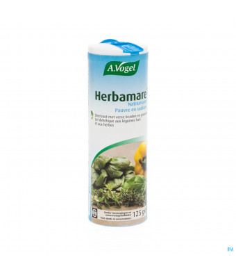 Vogel Herbamare Natriumarm 125g3042702-31