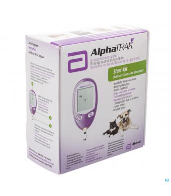 Alphatrak Start-kit Meten Bloedglucose3050481-31