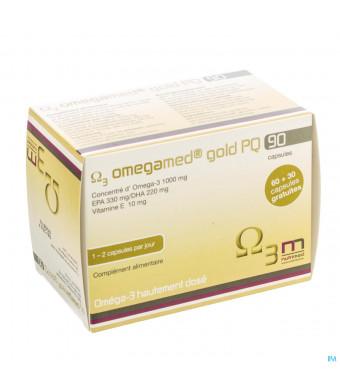 Omegamed Gold Pq Caps 903057130-30