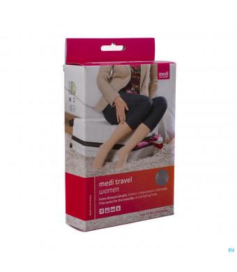 Mediven Travel Women Ad Verkort Zwart T23062064-31