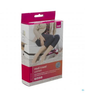 Mediven Travel Women Ad Verkort Zwart T33062072-31