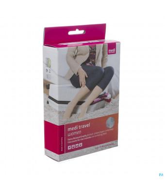 Mediven Travel Women Ad Verkort Zwart T53062098-31