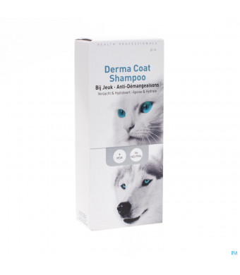 Beaphar Pro Dermacoat Shampoo Bij Jeuk 200ml3066065-31