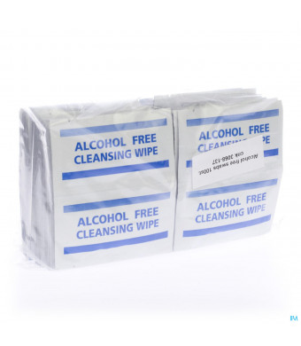 Alcohol Free Swabs 100 Covarmed3068137-31