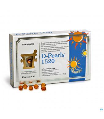 D-pearls 1520 Caps 803070331-31