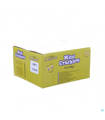 Choices Mini Crackers 15x40g3083417-31