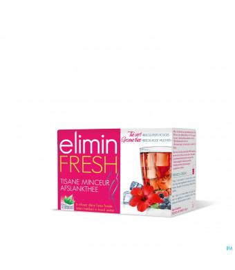 Elimin Fresh Hibiscus Rode Vruchten Tea-bags 243090438-33