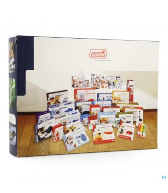 Sissel Overtrek Katoen Wit Voor Soft and Classic3258761-31