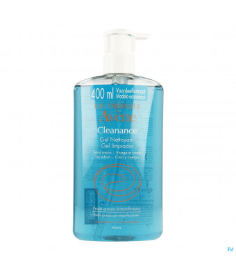 Avene Cleanance Reinigingsgel 400ml3259843-31