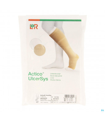 Actico Ulcersys Onderkous 3 Wit l 38-42cm 325343552858-31