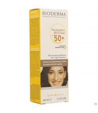 Bioderma Photoderm Spot Age Ip50+ Tube 40ml3774171-31
