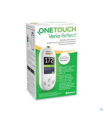 One Touch Verio Reflect BLOEDGLUCOSESYSTEEM3931870-31