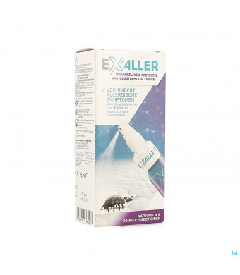 Exaller Huisstofmijtallergie Spray 75ml3953908-31