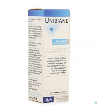 Unibiane Vitamine B12 Fl Pompe 20ml3960010-31