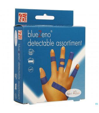 Bluezeno Pleister Detectable Assortment 404107447-31