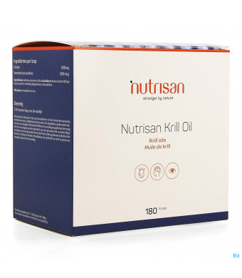 Nutrisan Krill Oil Licaps 1804114526-31
