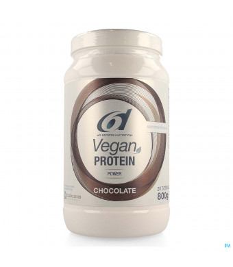 6d Vegan Protein Chocolate 800g4125878-31