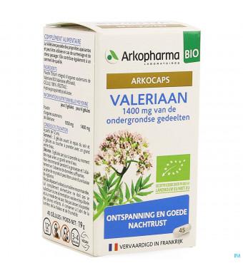 Arkocaps Valeriaan Bio Caps 45 Nf4138087-31