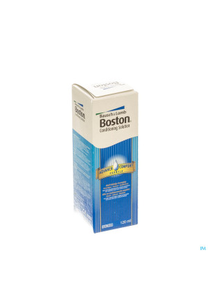 Bausch Lomb Boston Hard Condition Sol 120ml0096719-20