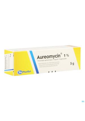 Aureomycine Ung Opht 1 X 5g 1%0102053-20