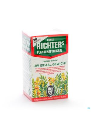 Ernst Richter Vermagerende Thee Filters 200132696-20