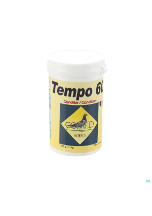 Comed Tempo 60 Duiven Pdr 300g0259754-20