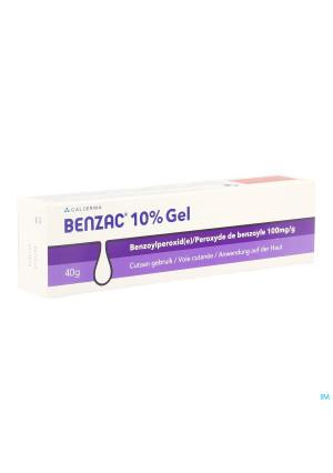 Benzac Ac 10% Gel 40g0284497-20