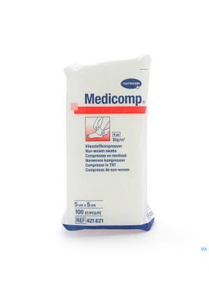 Medicomp Kp N/st 4pl 5x 5cm 100 42182170391938-20