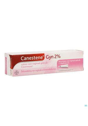 Canestene Gyn Clotrimazole 2 % Creme 20g0805440-20