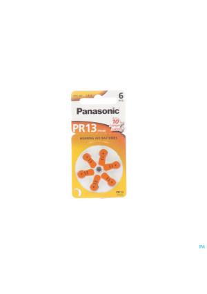 Panasonic Batterij Oorapparaat Pr 13h 61021419-20