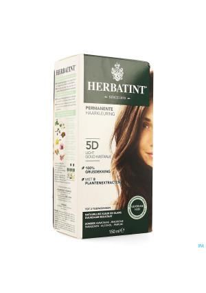 Herbatint Kastanjebr Licht Goudk 5d1035187-20