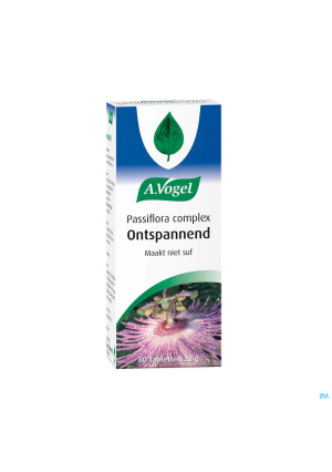 A.Vogel Passiflora Complex 80 tabletten1077023-20